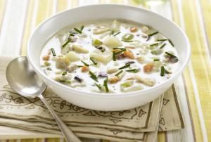 Clam chowder - Grace Clementine/The Image Bank/Getty Images