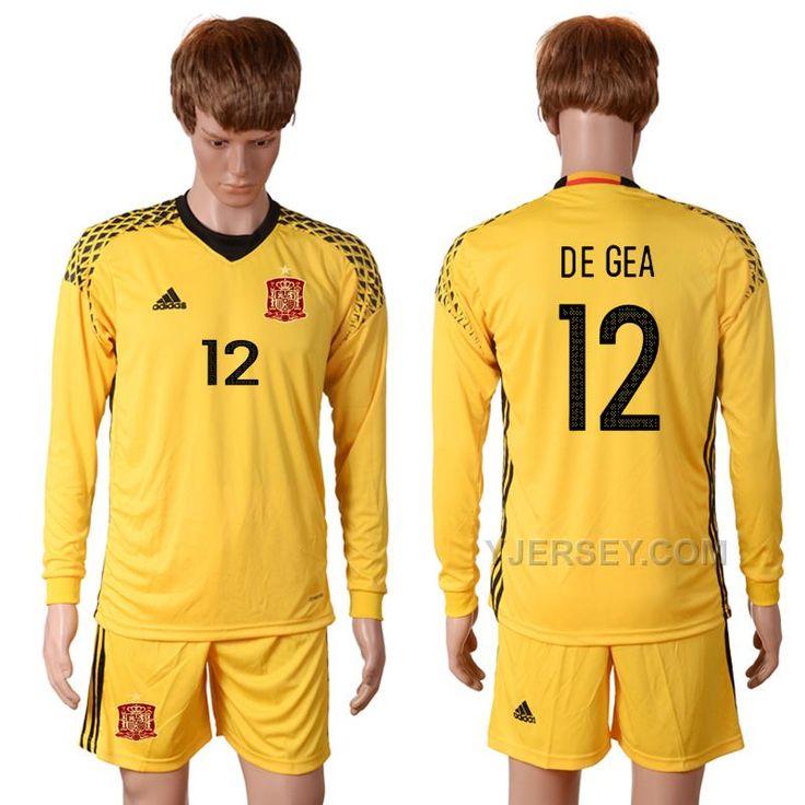 2017 2018 soccer jersey arsenalers 13 httpyjersey12 de gea yellow goalkeeper euro