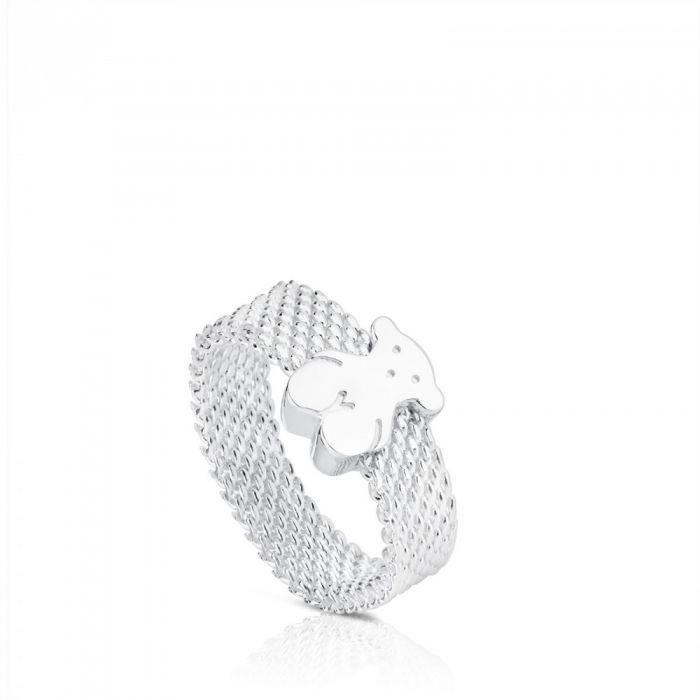 Biżuteria - Pierścionek Tous Mesh