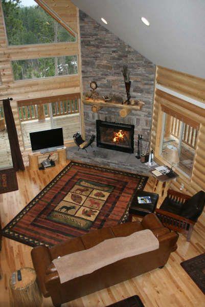 17 best images about aspen ridge red black hills cabin for Cabine black hills south dakota