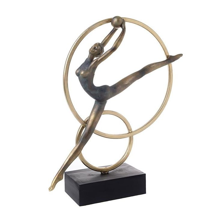 Decorative Figure - Sculptures - Figures - DECORATIONS - inart