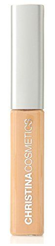 Christina Cosmetics Light Camouflage Concealer Full Size 25 Oz for Fair Light or Medium Complexions ** Click image for more details.