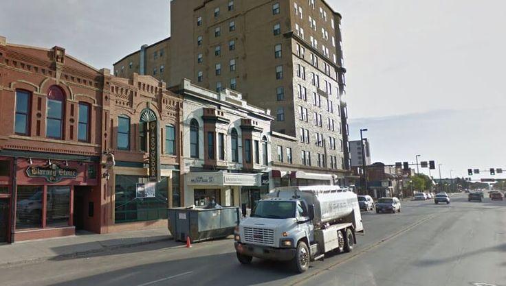 Downtown Bismarck North Dakota