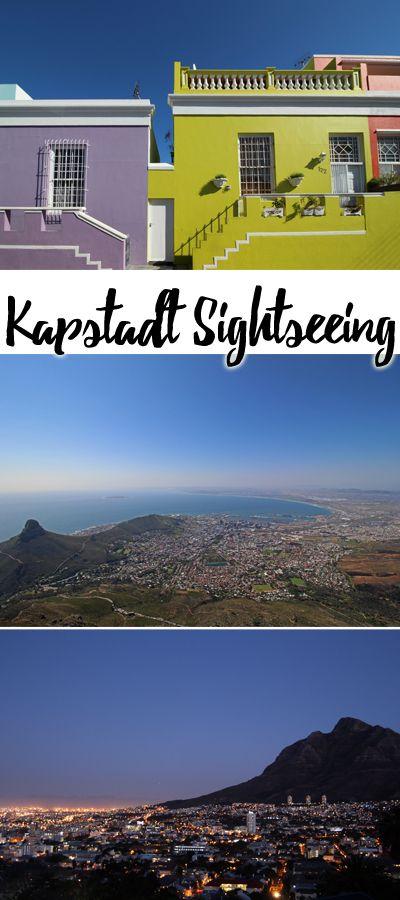 Meine Kapstadt Sightseeing-Highlights (Südafrika)