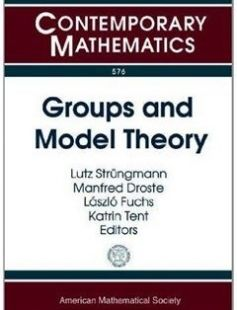 Groups and Model Theory free download by Lutz Strungmann Manfred Droste Lazlo Fuchs Katrin Tent ISBN: 9780821869239 with BooksBob. Fast and free eBooks download.  The post Groups and Model Theory Free Download appeared first on Booksbob.com.