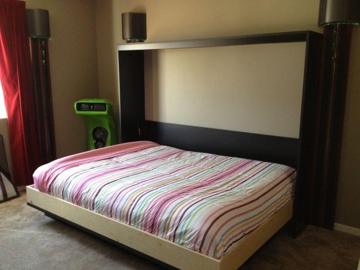 murphy bed diy at - Murphy Bed Kits