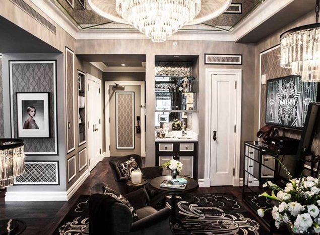 inspiracje w moim mieszkaniu: Apartament Fitzgeralda w Hotelu Plaza w Nowym Jork...