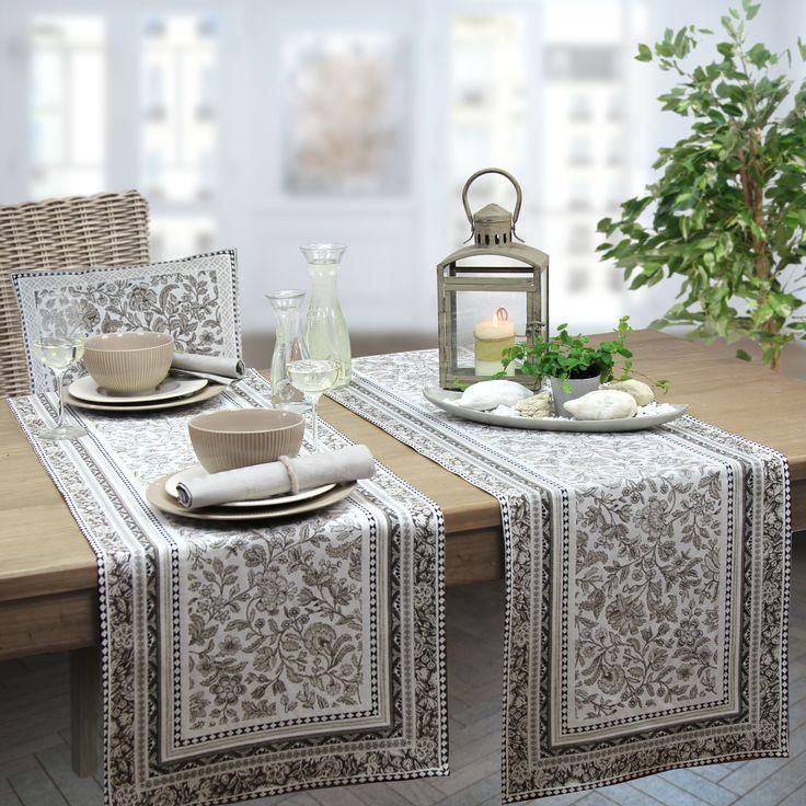 30 best images about jacquards im franz sischen stil von sander on pinterest home brot and chic. Black Bedroom Furniture Sets. Home Design Ideas
