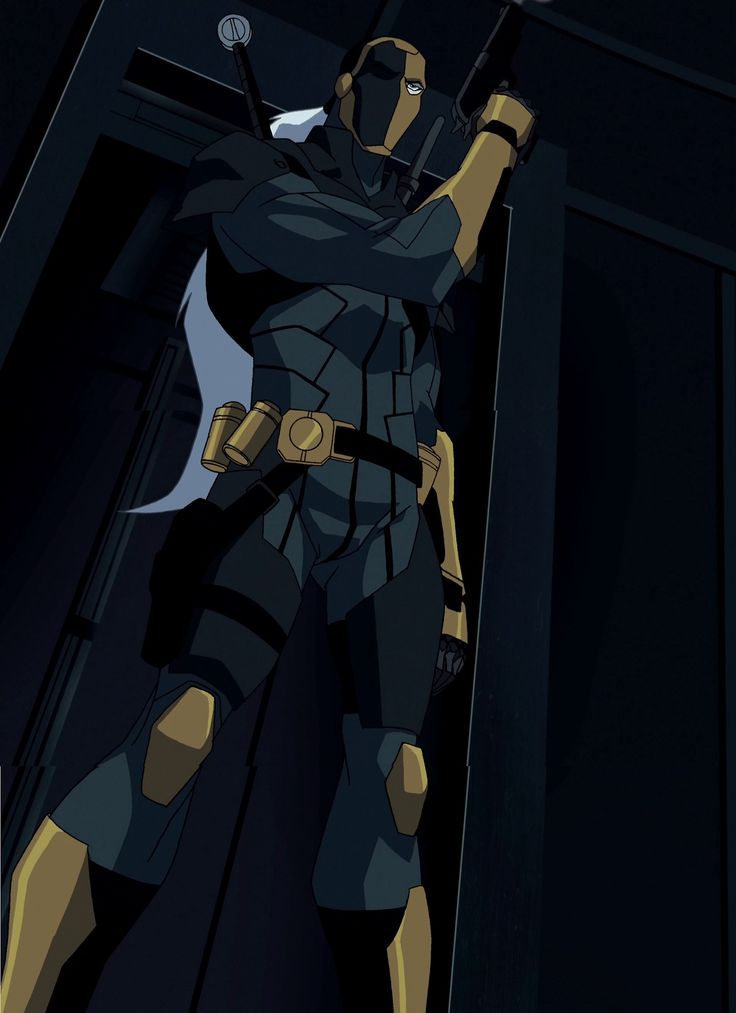 deathstroke young justice -#main