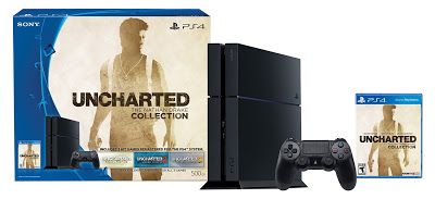 Electronics LCD Phone PlayStatyon: PlayStation 4 500GB Console - Uncharted: The Natha...