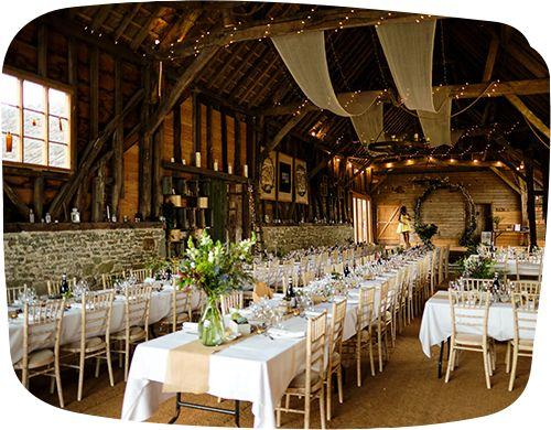 Wedding Barn Accommodates 150 Seated Guests Barn Wedding Venue Wedding Venues Barn Wedding