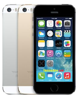 Newly Launched Apple Iphone 5S BEST IPHONE !, Launched today at 10:00 PM (California) - Thetricksfree