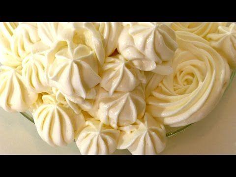 Крем ДИПЛОМАТ ( крем пломбир). Cream ice cream. - YouTube