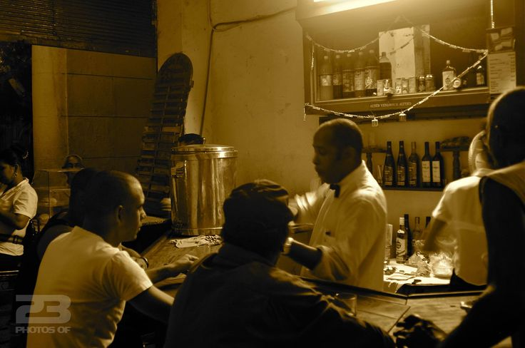 Denizens of the Dark - A Late Night Bar on Prado photo | 23 Photos Of Havana