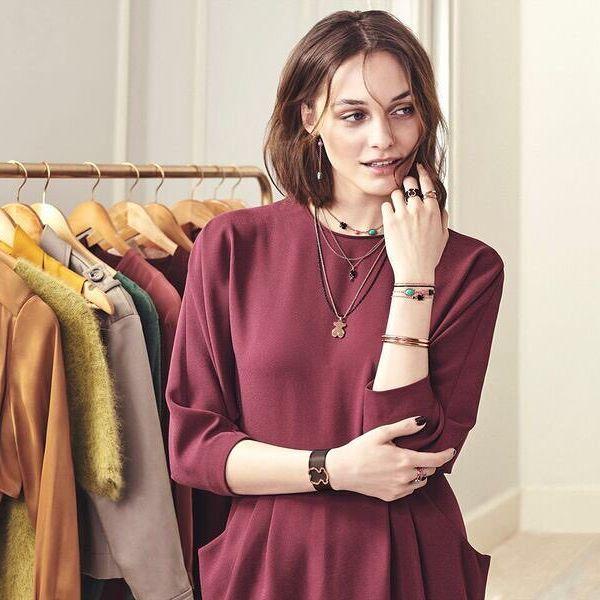 ジュエリーに合わせる #tous #tousjewelry #sweet #cool #clothes #love #nice #ootd #beautiful #トウス #トウスジャパン #可愛い #ファション #コーディネート #オシャレ #クローゼット