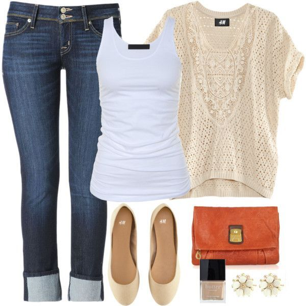 20 Casual Polyvore Outfits.... Love This Outfit....