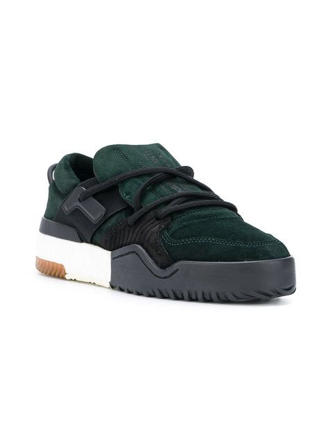 Adidas Originals Alexander By Basketball Low Top Sneakers Wang rCBodex
