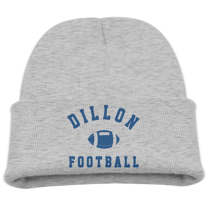 Dillon Panthers Football Kids Skullies And Beanies Ash. Surface Material: 85% Cotton. Knit Beanies. Stylish Outdoor Activities. 7.8 Inch Depth. Hand Wash.