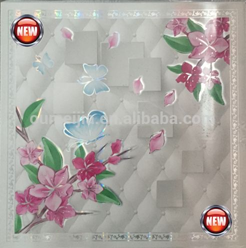 2017 quality 595 603 pvc ceiling panel design factory price