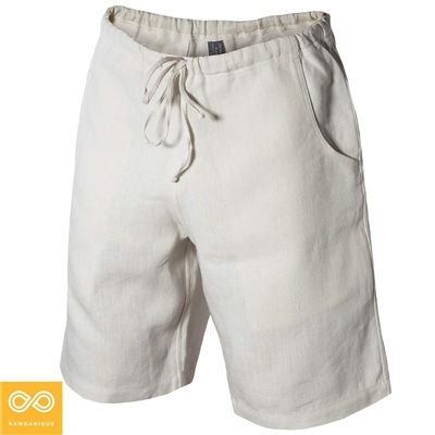 9d33d986dd These super breathable 100% organic hemp canvas shorts are grown and made  by Rawganique in