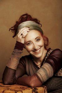 Marianne Fassler - South African Fashion Designer. Now that's inspiration to be yourself and do what you like, no matter what your age!