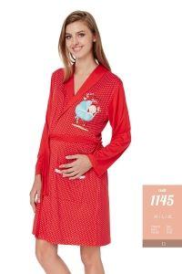 Pija Club 1145 Hamile Pijama Takımı