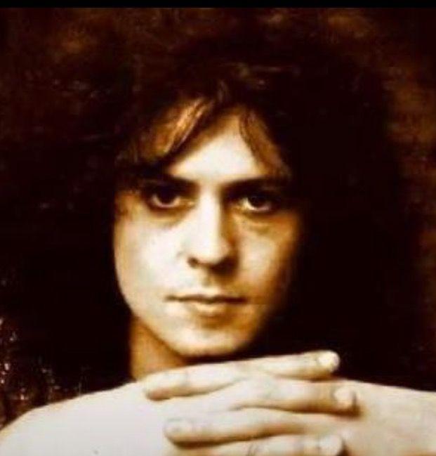 The eternal Marc Bolan