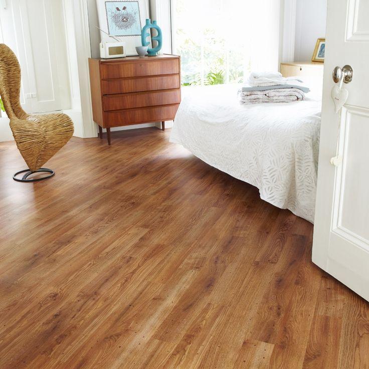 Karndean Knight Tile Flooring: Luxury Victorian Oak Vinyl KP91