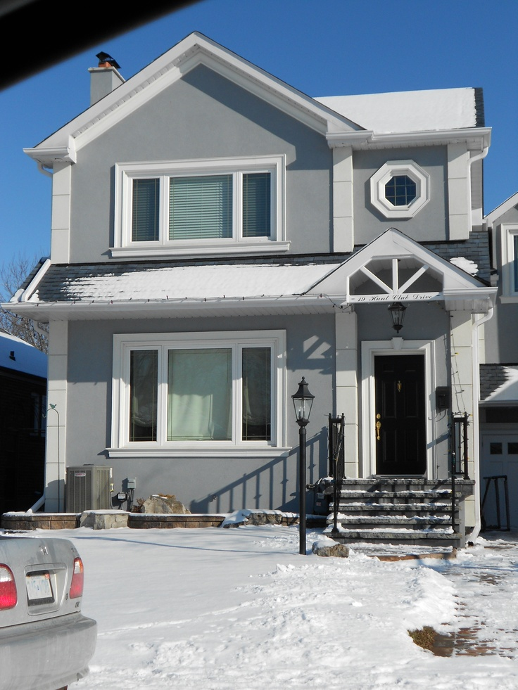 This One S My Favourite I Love The Grey Stucco The Black