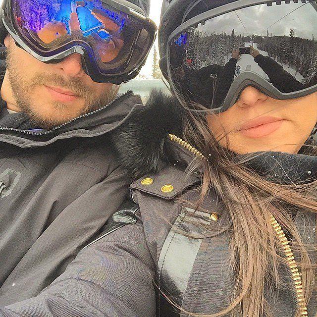 Kim Kardashian and North West Involved in a Car Accident   POPSUGAR Celebrity