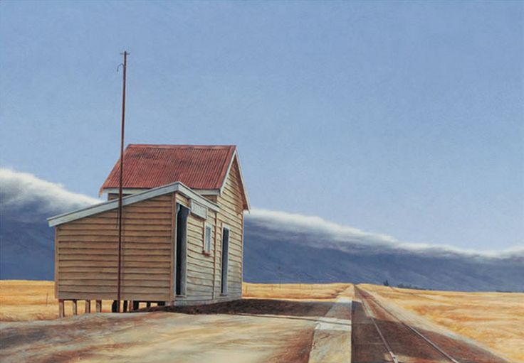 Sutton by Grahame Sydney - imagevault.co.nz