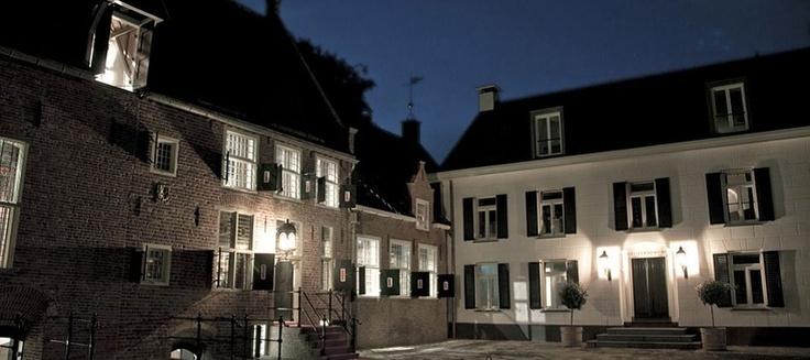Kasteel Coevorden - Hotel De Vlijt met kookschool