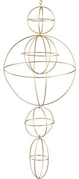 Sphere Hanging Mobile - contemporary - Baby Mobiles - CB2