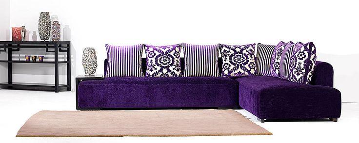 Salon Marocain moderne (voir le style pas les couleurs)