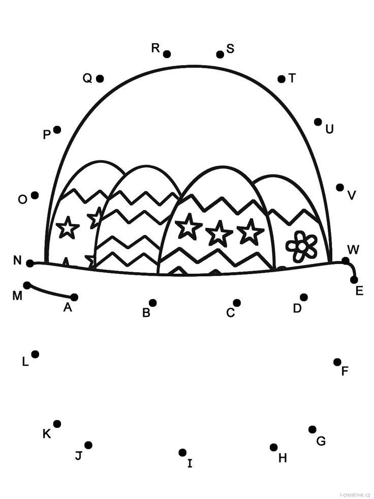 spojovačka Velikonoce