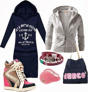 cozy winter clothes 2013 ~ New Women's Clothing Styles & Fashions  #shopping #womensclothing #womensfashion