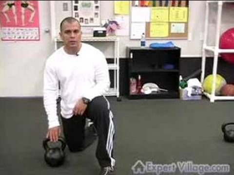 How to Exercise with a Russian Kettlebell : Where to Find Russian Kettlebells - YouTube