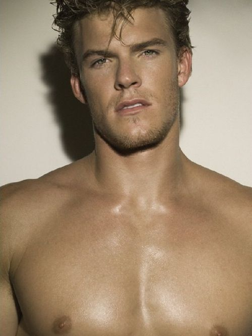 Alan Ritchson as Jake Riordan. The Adrien English Mysteries by Josh Lanyon