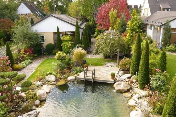 12 Toskana Garten Anlegen In 2020 Toskanischer Garten Garten Anlegen Garten