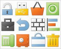 Siena: 200 Free Icons