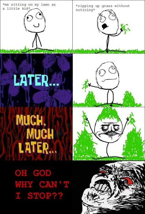 I know what you did in your childhood  - Posted in Funny, Troll comics and LOL Images - Mix Pics