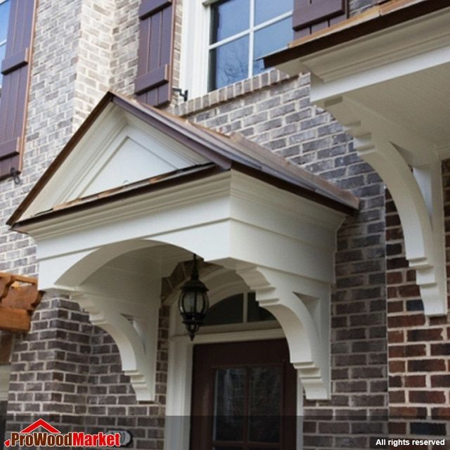 Wood Bracket 14t3 In 2020 House Exterior Shade House Pergola Cost