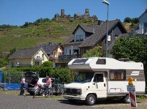 Wohnmobilstellplatz Alken Empfohlen von http://www.janremo.de