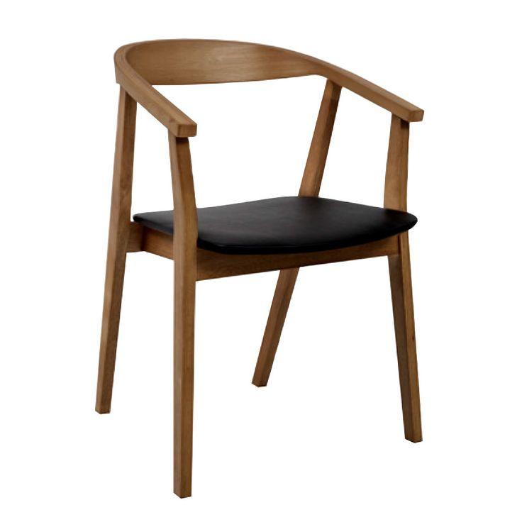 Bertrand Timber Visitor Chair