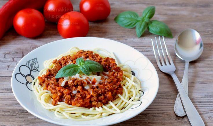 Spaghetti bolognese <3