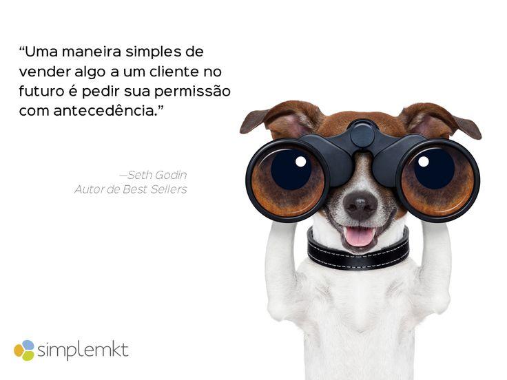 quote, frase... inspiração! www.simplemkt.com.br