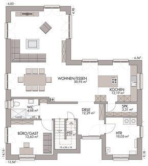 40 besten einfamilienhaus bilder auf pinterest einfamilienhaus bien zenker und traumhaus. Black Bedroom Furniture Sets. Home Design Ideas