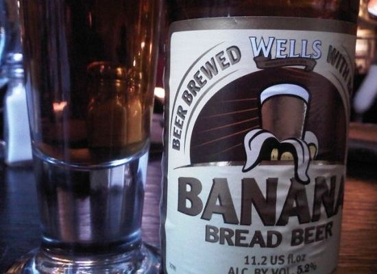 8 Funky Craft Beer Varieties For Adventurous Drinkers - Some of these sound kinda gross but I've had the banana bread one and it's delicious!