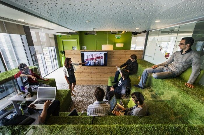 GSW 7Floor 2 700x466 Inside The Epic Google Dublin Campus