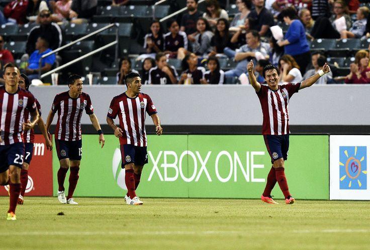'CUBO' TORRES HACE HISTORIA EN LA MLS || Con un golazo, el delantero de las Chivas USA se convirtió en el máximo artillero mexicano dentro de la liga profesional de futbol en los Estados Unidos. Torres lleva 10 goles esta temporada en la MLS.